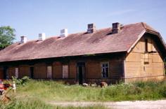 Koguduse maja enne remonti